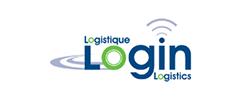 logo logistique login
