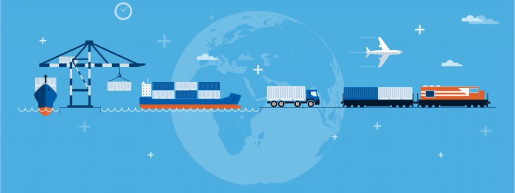 logistique, transport en entreprise manufacturière