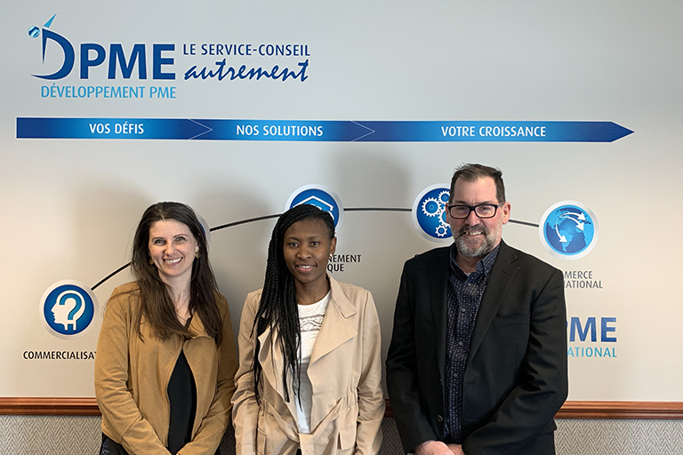 DPME accueille trois nouveaux membres dans l'équipe de DPME International