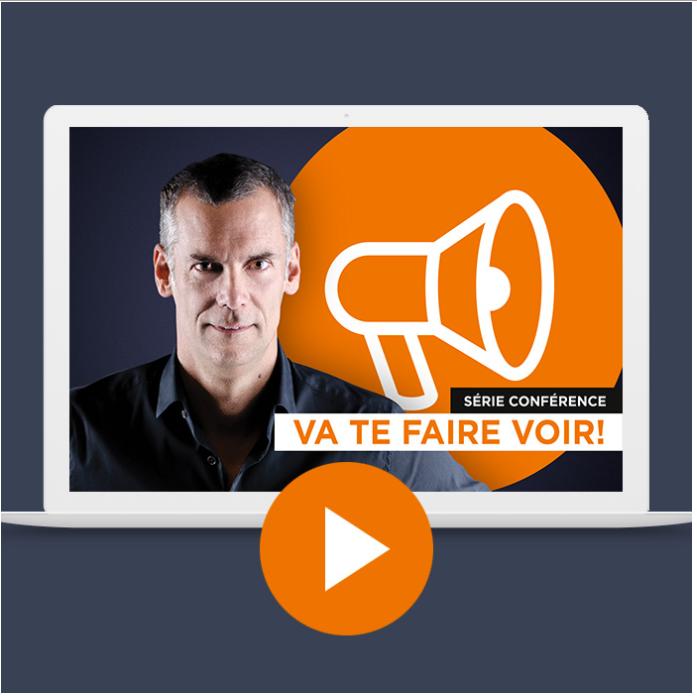 Conférence Sylvain Boudreau
