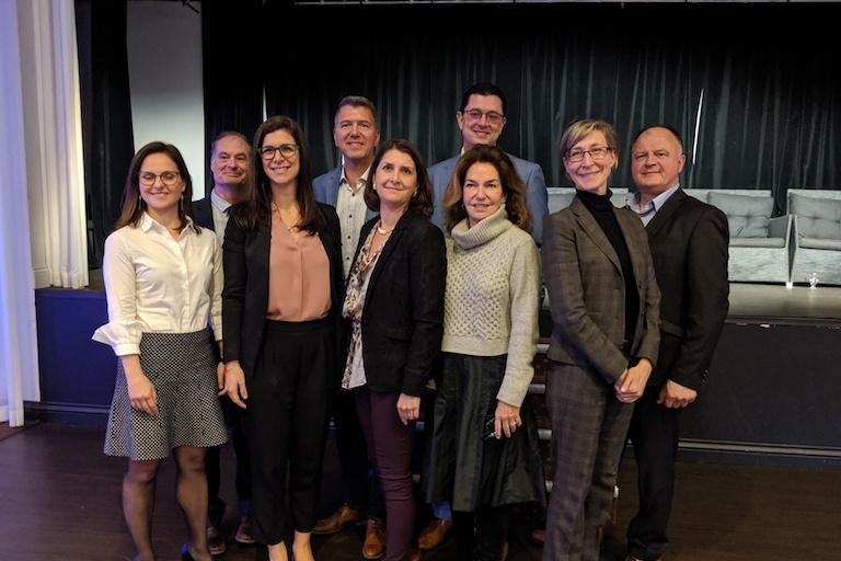 DPMEI collabore avec le MEI pour présenter les services des représentations du Québec à l'étranger