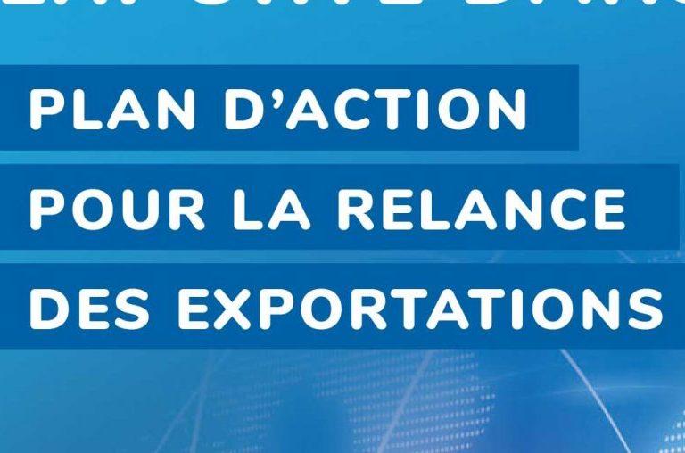DPME INTERNATIONAL SALUE LE DÉPÔT DU PLAN D'ACTION POUR LA RELANCE DES EXPORTATIONS